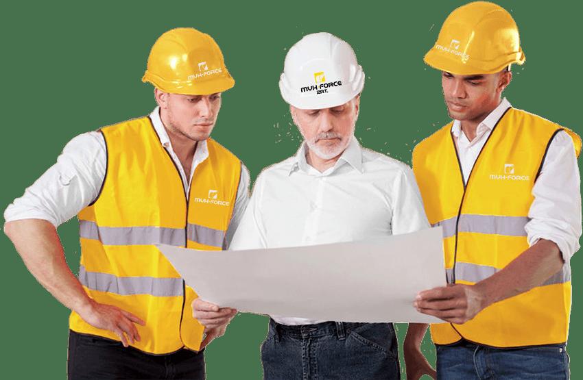 Építőipari vállalat MVH-Force Zrt.